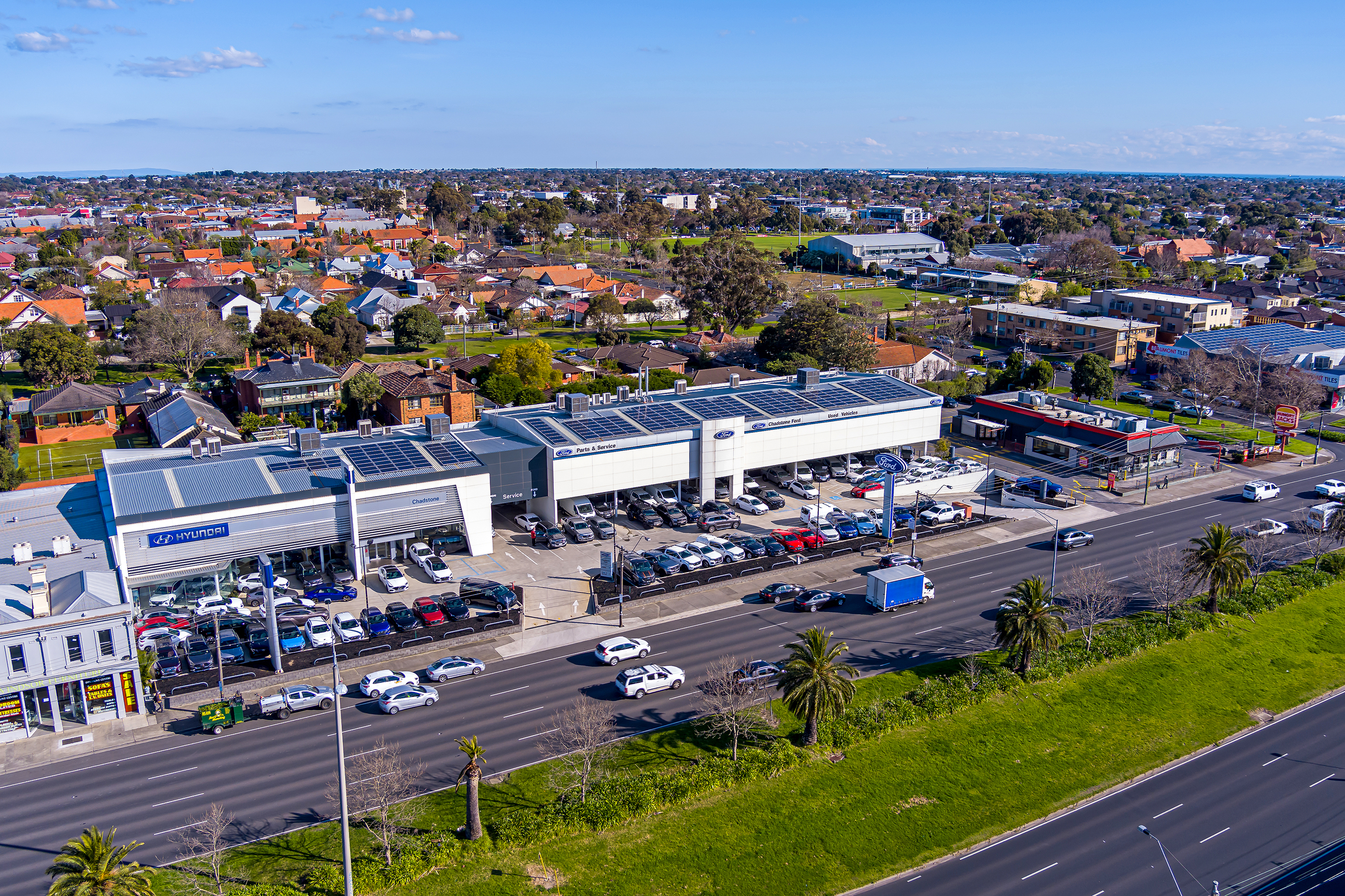 Car Dealerships Top of the Property Agenda as Chadstone Ford Site Hits the Market