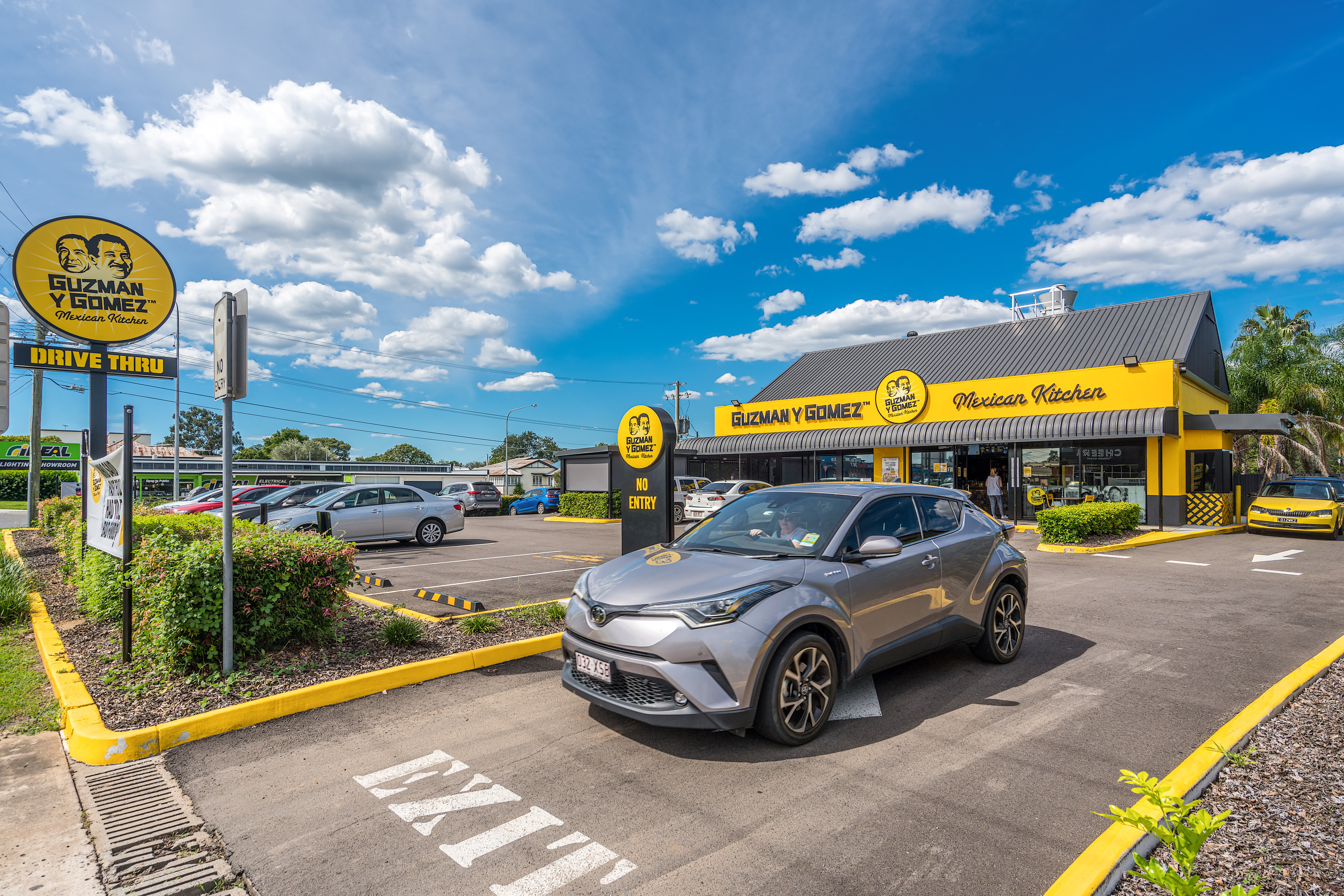 QLD's first freestanding Guzman Y Gomez sells for $4.05m