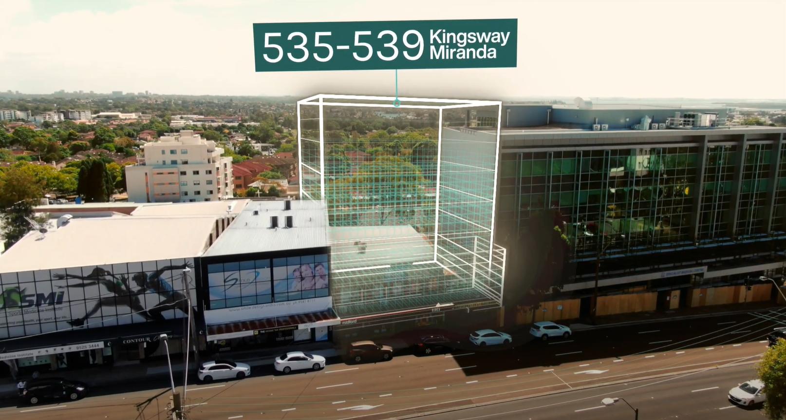 535-539 Kingsway, Miranda, NSW