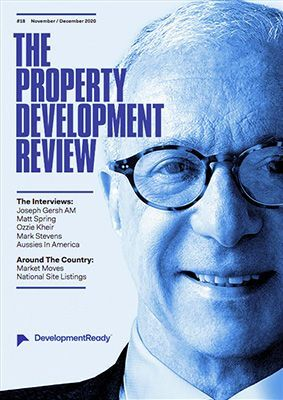 THE PROPERTY DEVELOPMENT REVIEW - ISSUE 18