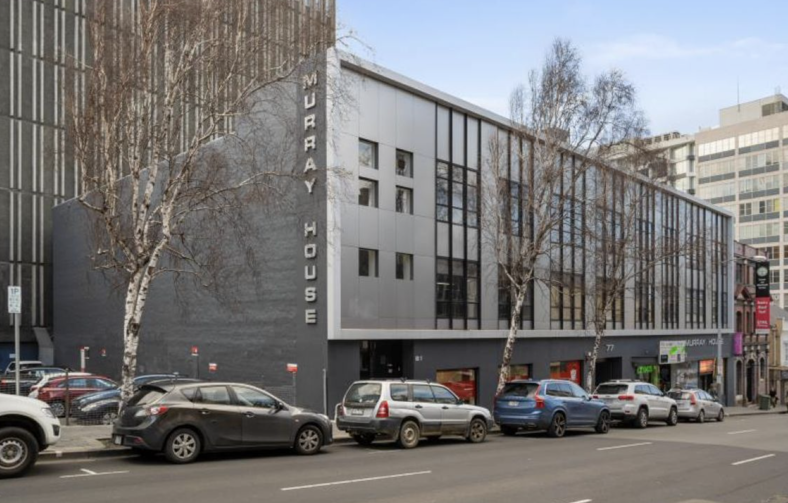 'Murray House' set to spark strong interest as the iconic Hobart CBD freehold hits the market for 2021