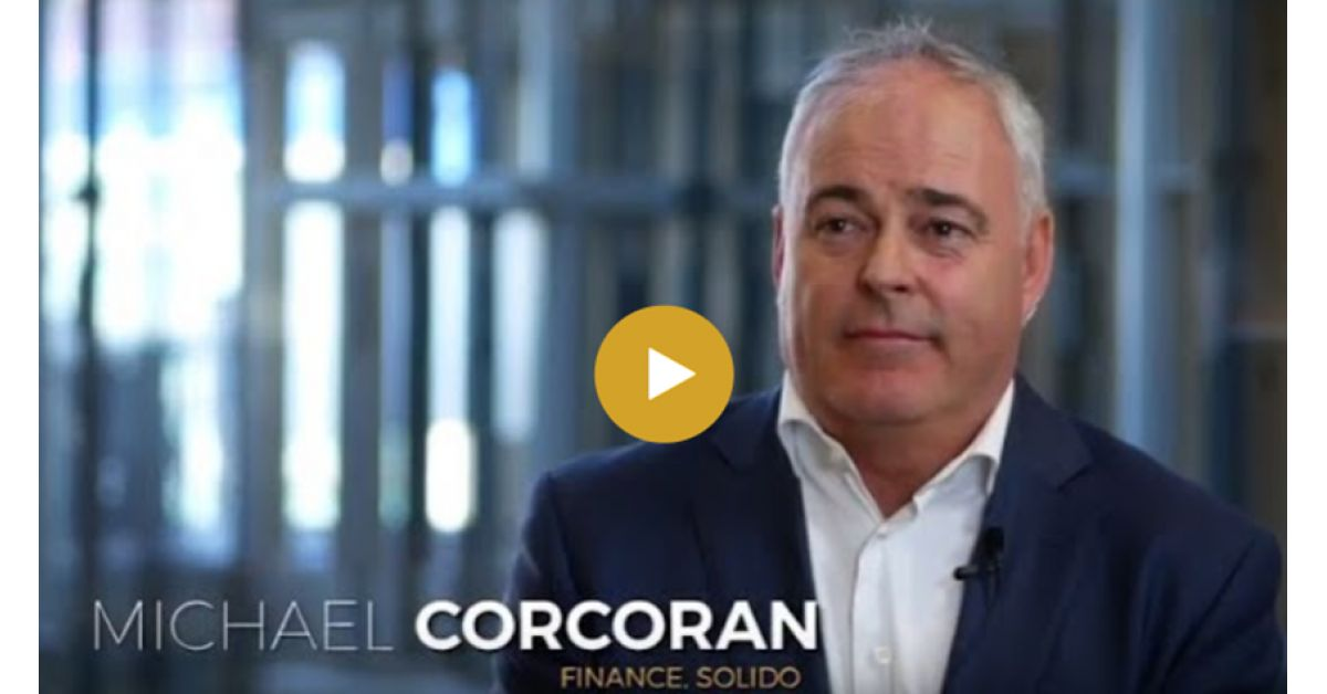 In Conversation With: Michael Corcoran | Solido Capital