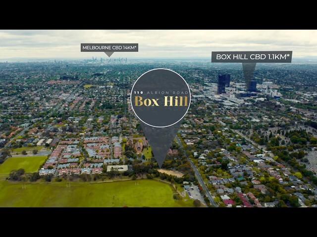 Strategic Box Hill Development Site, VIC