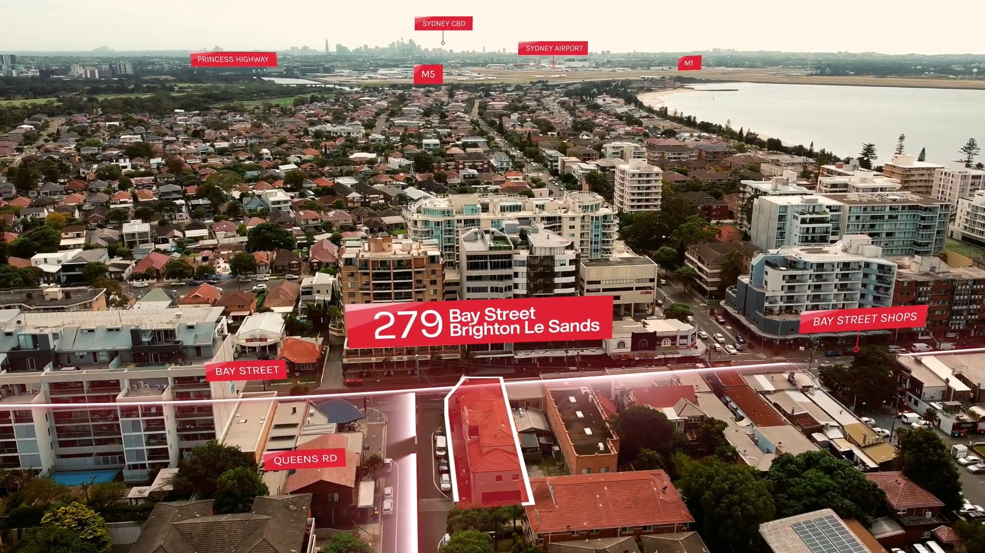 Multi Tenanted Investment in Brighton-Le-Sands, NSW