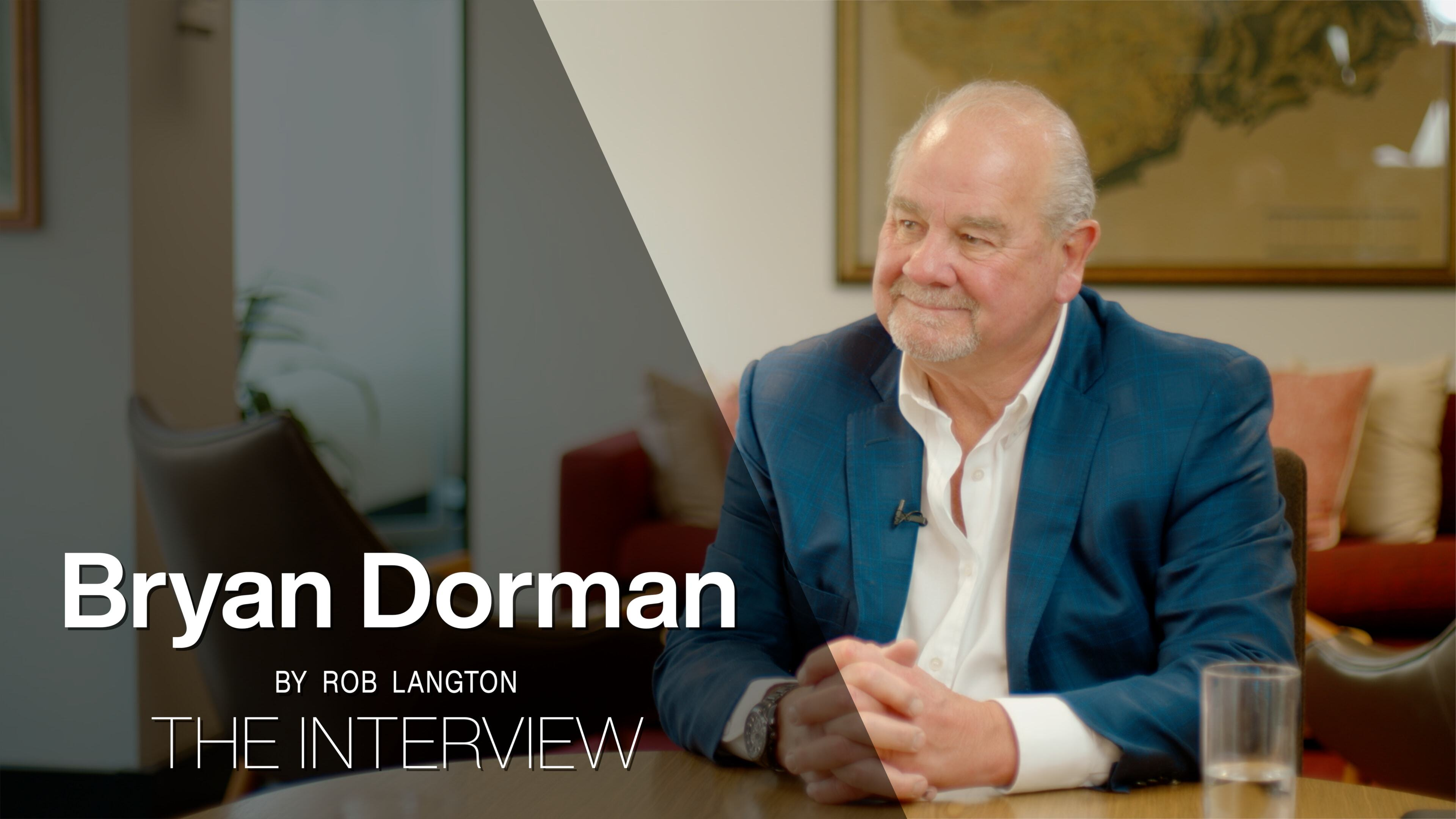 Bryan Dorman - Dorman Capital