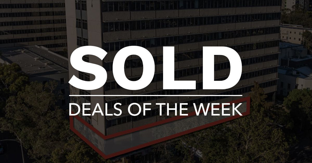 Deals of the week – 13 July 2020