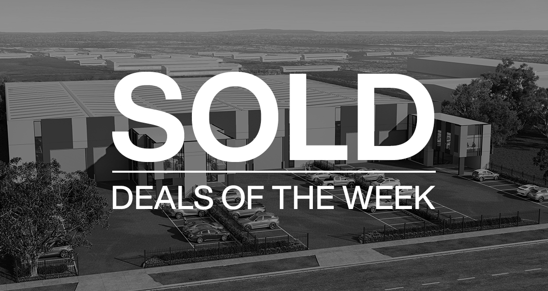 Deals of the week – 2 August 2021