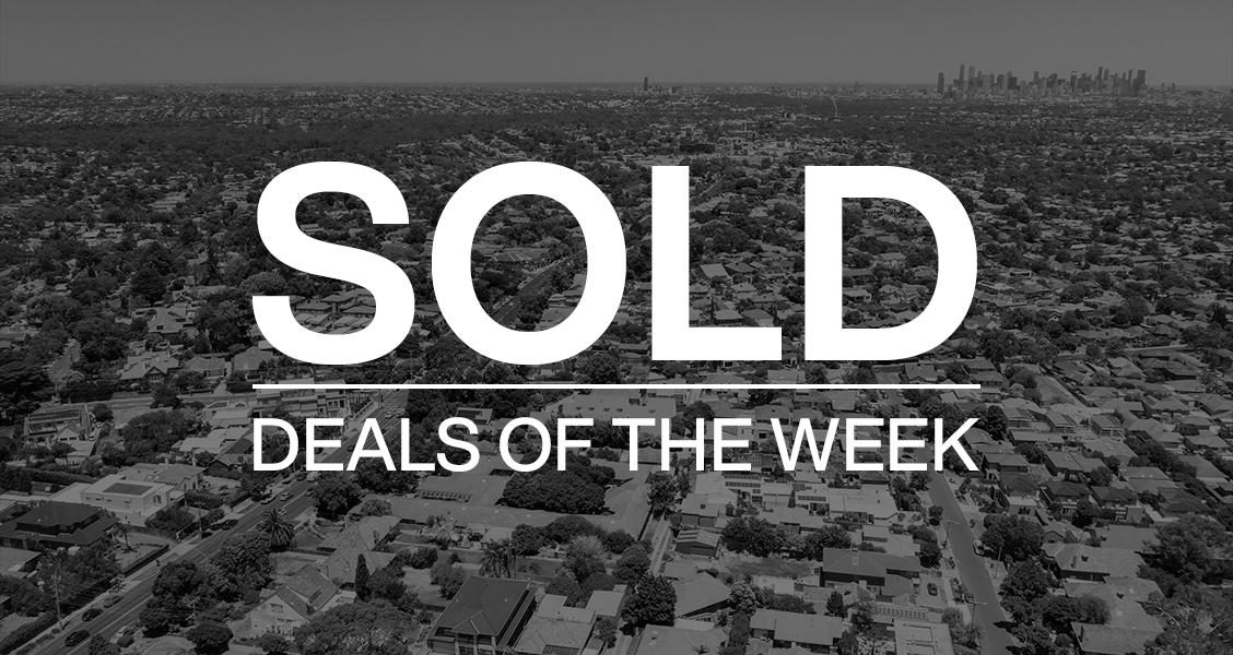 Deals of the week – 5 April 2021
