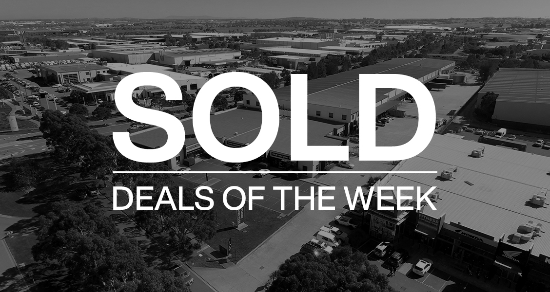 Deals of the week – 5 July 2021