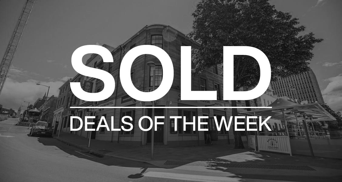 Deals of the week – 6 September 2021
