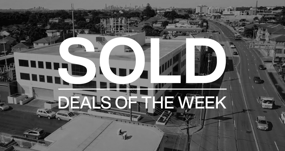 Deals of the week – 16 August 2021