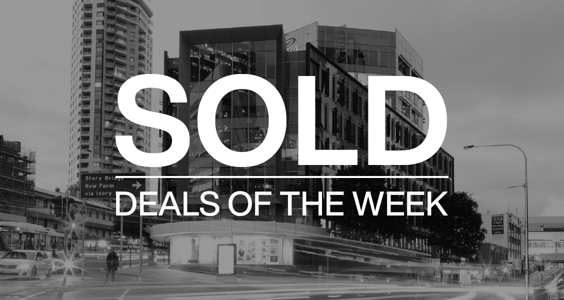 Deals of the week – 10 May 2021