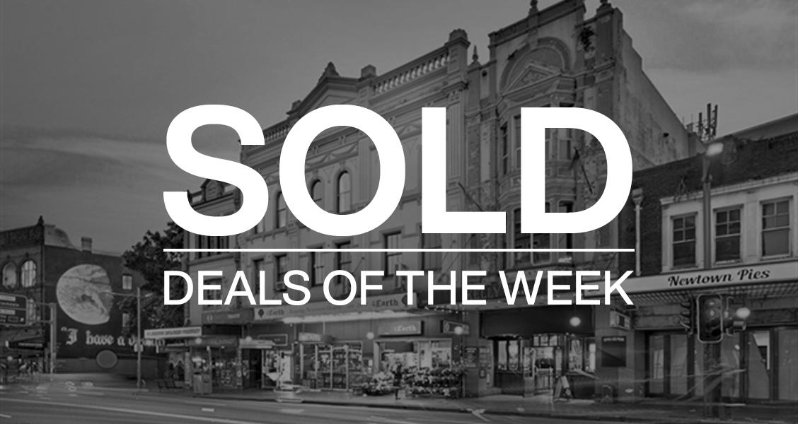 Deals of the week – 11 October 2021