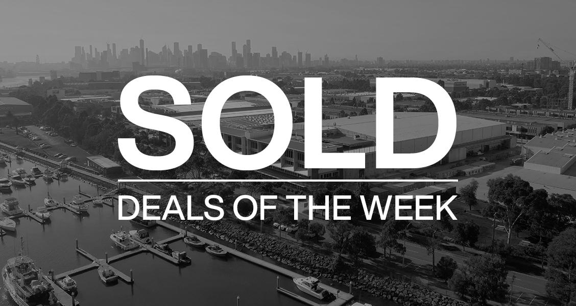 Deals of the week – 20 September 2021