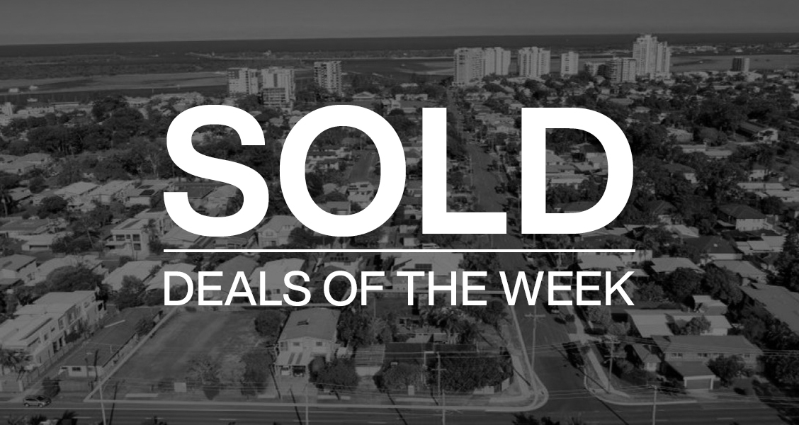 Deals of the week – 22 March 2021