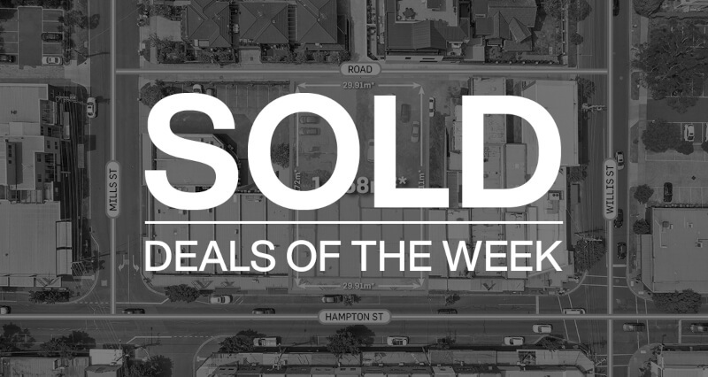 Deals of the week – 22 February 2021