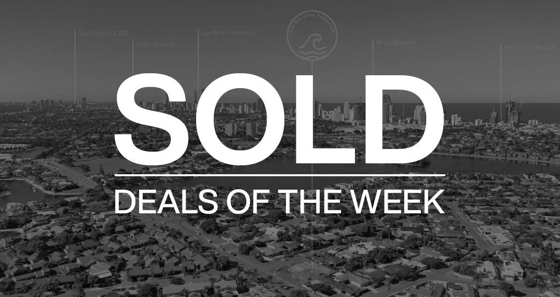 Deals of the week – 29 March 2021
