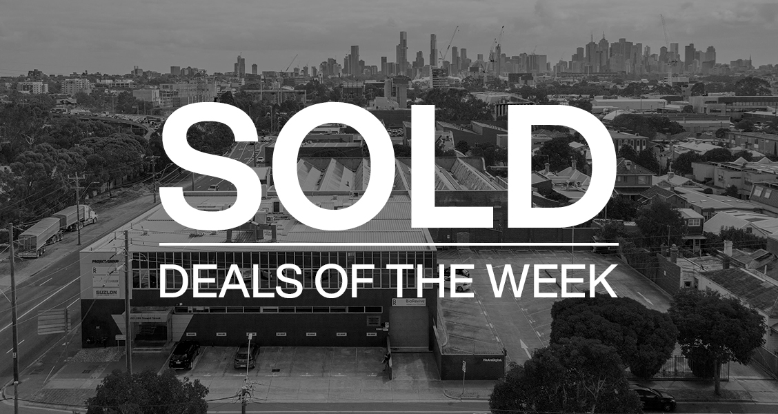 Deals of the week – 31 May 2021