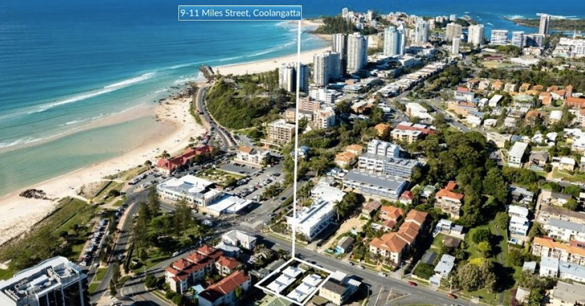 Property Showcase: Strategic Kirra Beachside Site with Holding Income and Upside