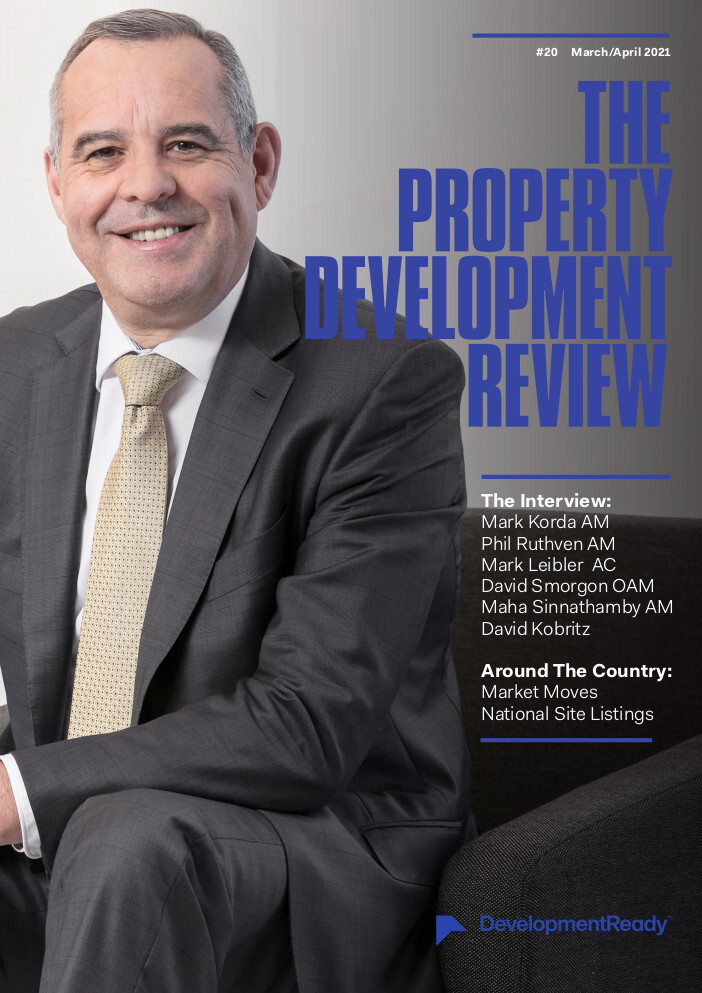 THE PROPERTY DEVELOPMENT REVIEW - ISSUE 20