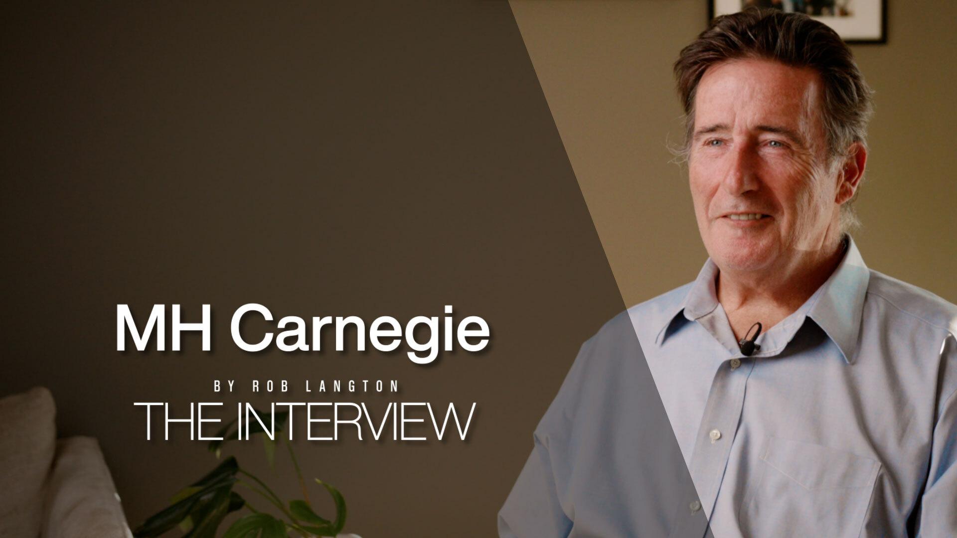 Mark Carnegie - MH Carnegie & Co