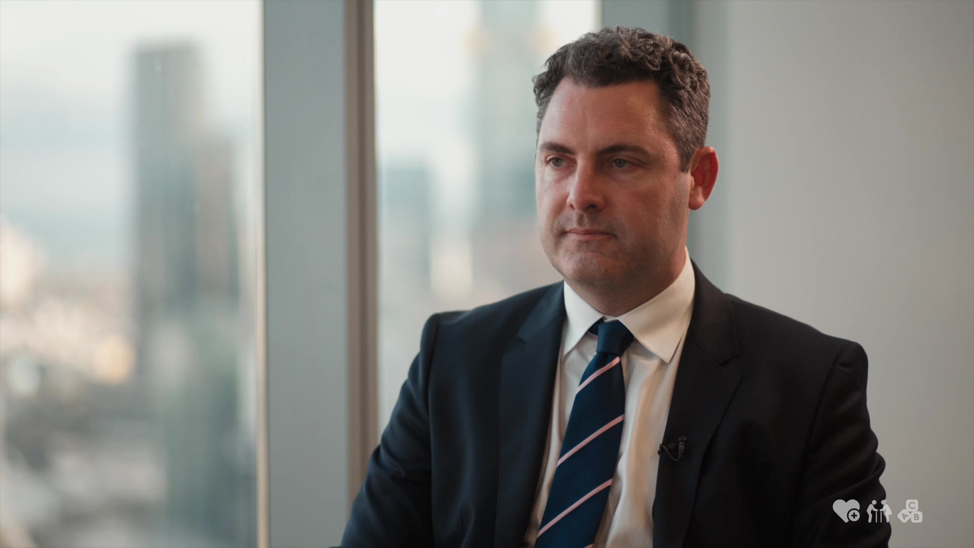 The Interview x CBRE (Healthcare & Social Infrastructure) - Travis Butcher, Charter Hall