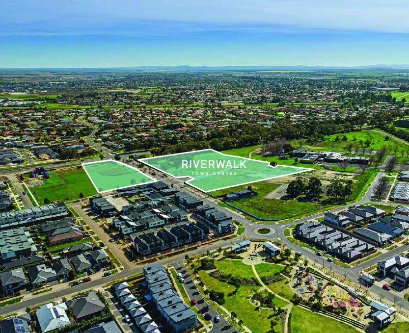 Riverwalk Town Centre site to spark bidding war