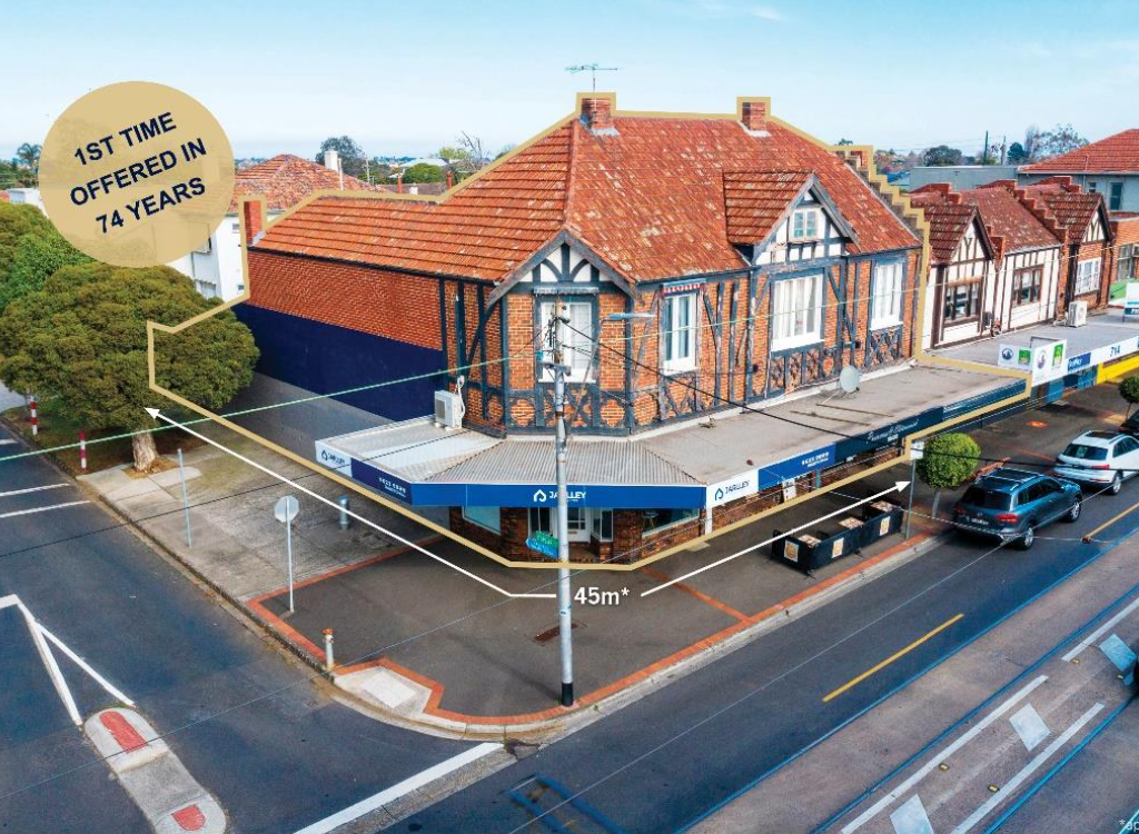 Prime Glen Huntly Road Site sells after 74 years