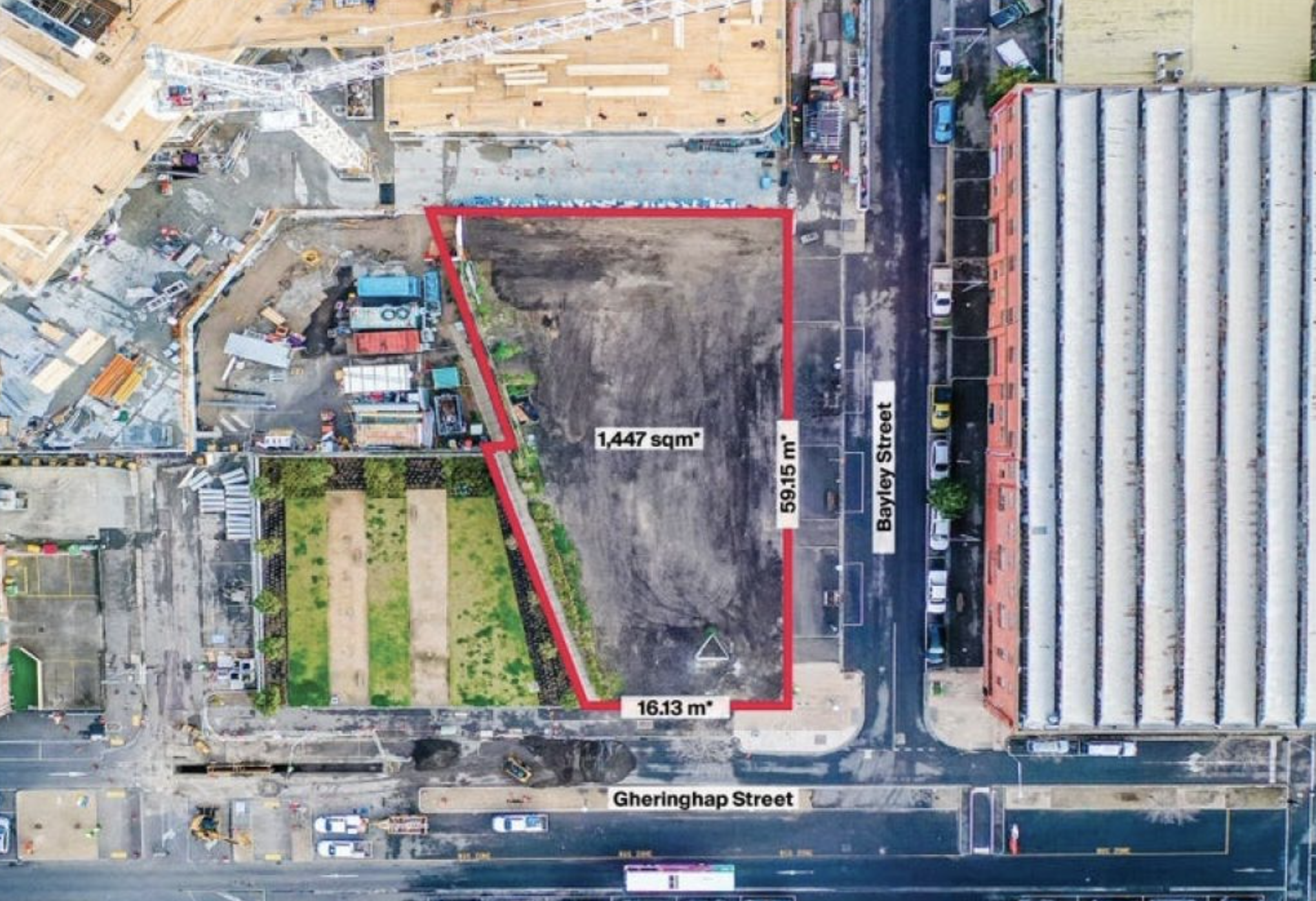 One Of Geelong's Most Well Located Development Site Sells
