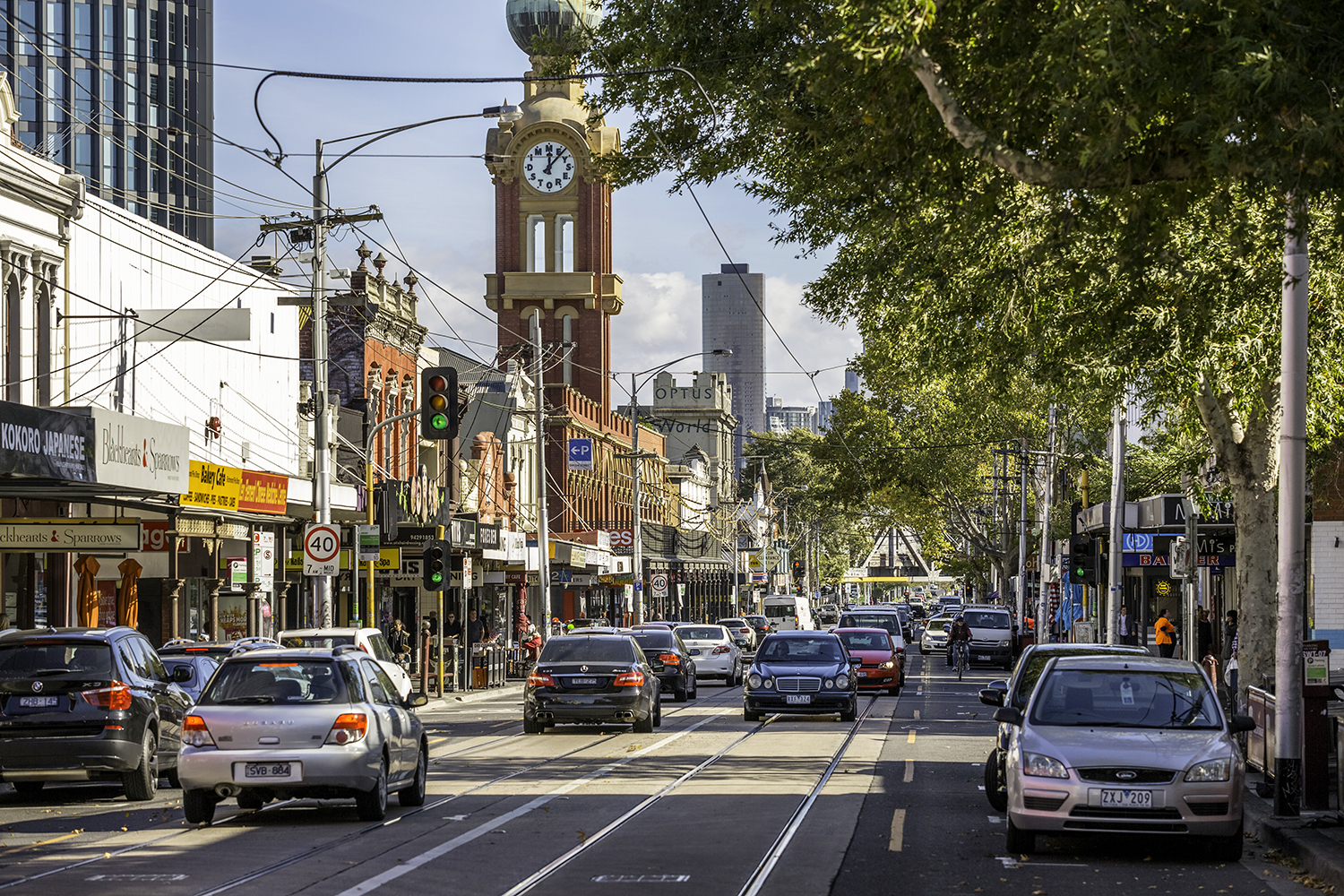 Fitzroys' Walk the Strip report 2021 Findings