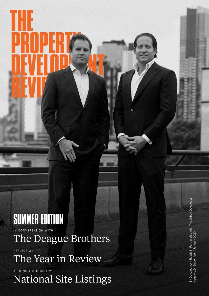 THE PROPERTY DEVELOPMENT REVIEW - ISSUE 9 (SUMMER EDITION)