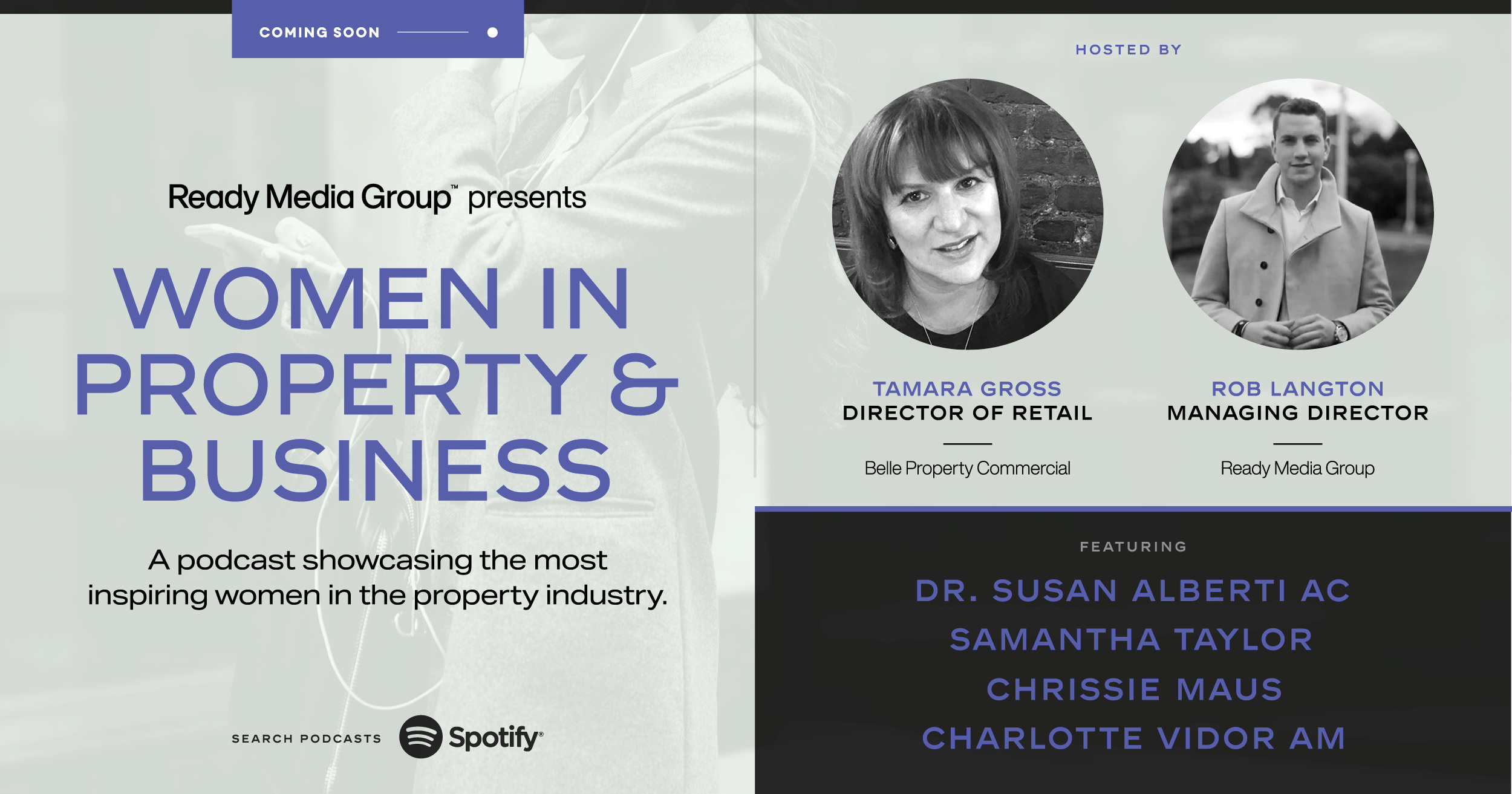 New Series - Women in Property & Business