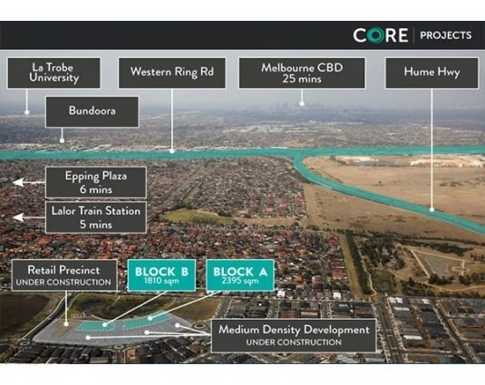 Innovative & Cutting Edge Core Projects Exhibits 'Mosaic' Development Project