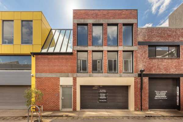 Boutique office in sought after Cremorne
