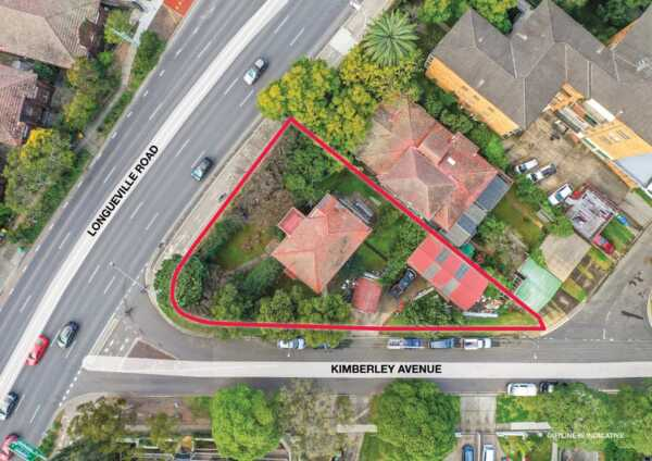 Lane Cove Development Site Sells for $3.8m