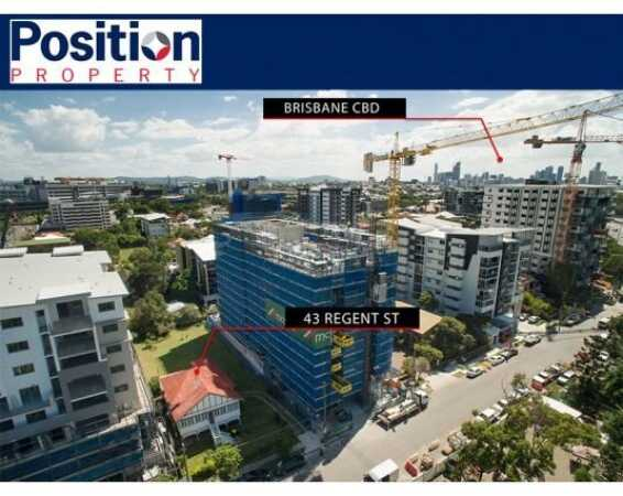 'Landmark Quarter Acre Brisbane Site Hits The Market For First Time In Almost 100 Years'