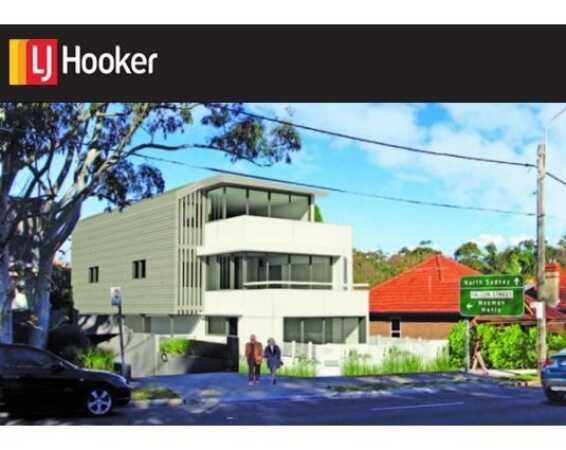 LJ Hooker Showcase Boutique Development Site In Inner Sydney