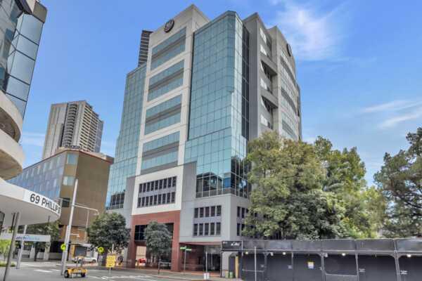Parramatta CBD office building up for sale