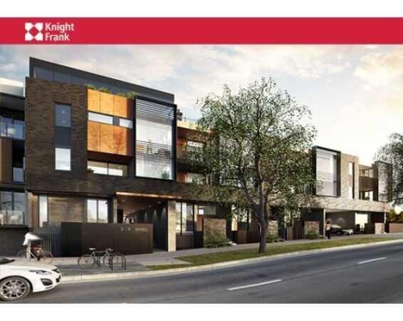Knight Frank Headline Boutique Development Opportunity In North Melbourne