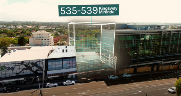 Property Showcase: 535-539 Kingsway, Miranda, NSW