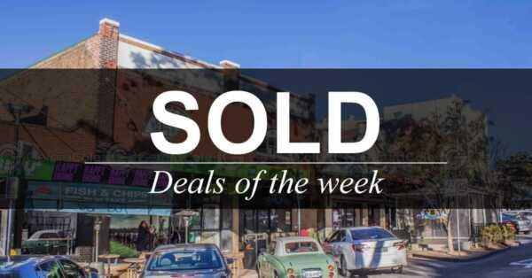 Deals of the week – 03 September 2018