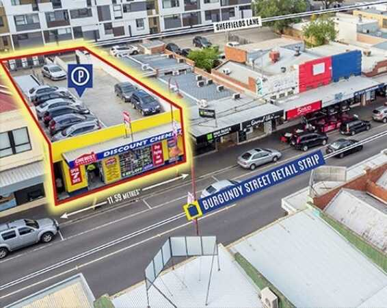 Heidelberg – New Fully Leased Building with Permit
