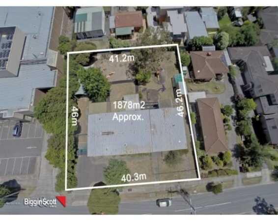 Development Site Sale: 7 Church Street, Bayswater