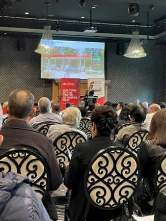 $94.3m worth of Commercial Property sells at Cushman & Wakefield Portfolio Auction