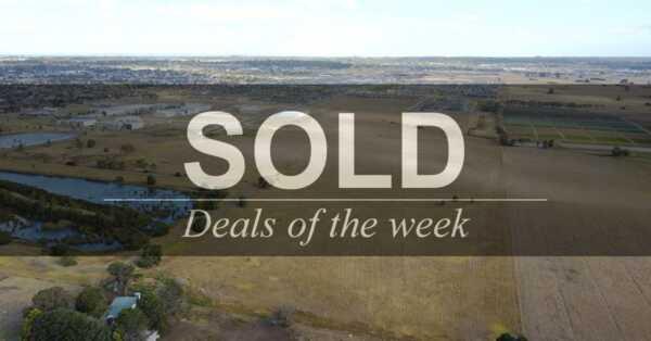 Deals of the week – 9 APR 2018