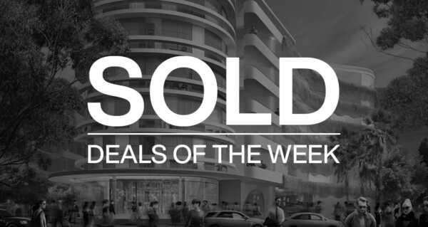 Deals of the week – 4 October 2021