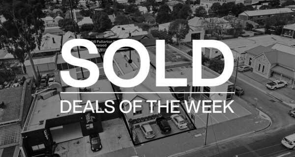Deals of the week – 14 June 2021
