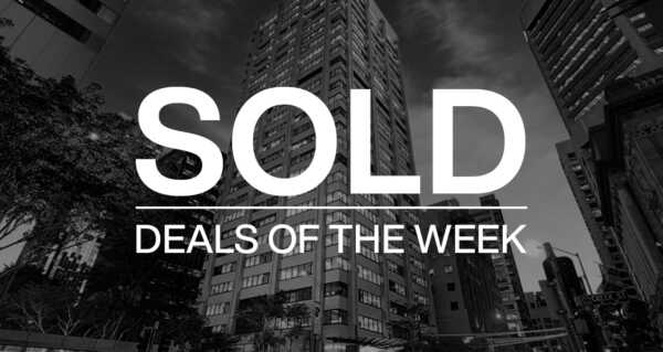 Deals of the week – 17 May 2021