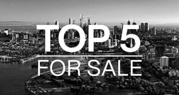 Top 5 Development Sites Currently For Sale