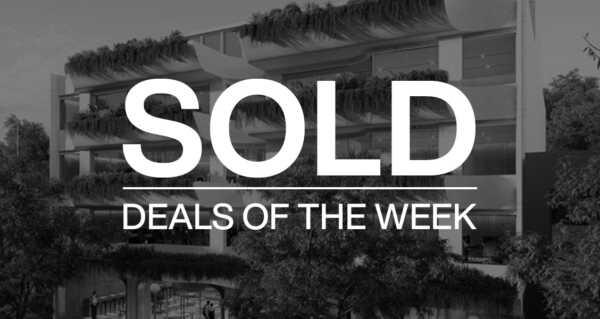 Deals of the week – 26 April 2021